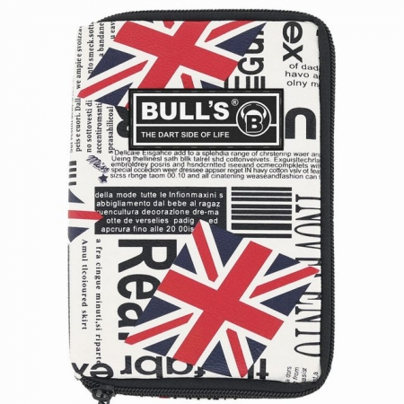 BULL'S TP Dartcase british flag